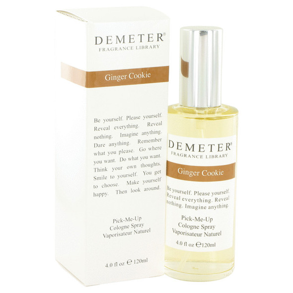 Demeter Ginger Cookie by Demeter Cologne Spray 4 oz for Women