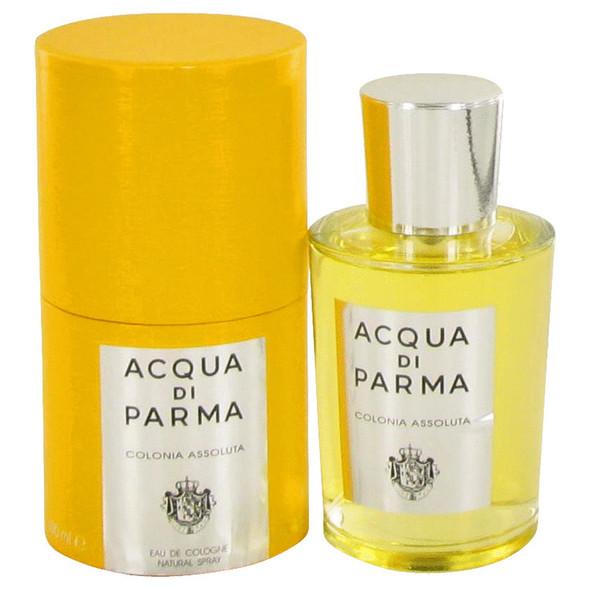 Acqua Di Parma Colonia Assoluta by Acqua Di Parma Eau De Cologne Spray for Men