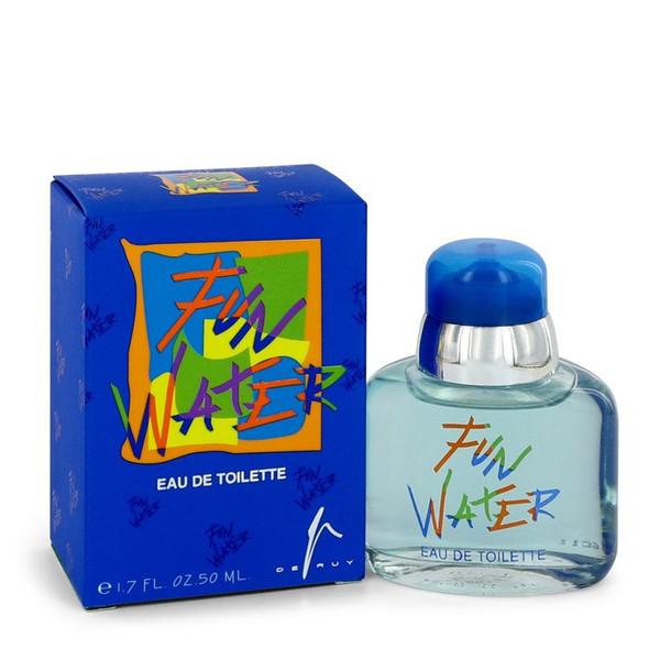 Fun Water by De Ruy Perfumes Eau De Toilette (unisex) 1.7 oz for Women
