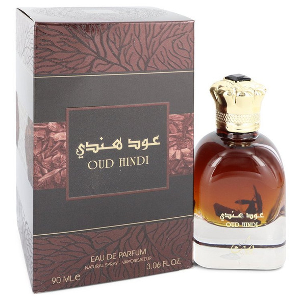 Oud Hindi Nusuk by Nusuk Eau De Parfum Spray (Unisex) 3.06 oz for Men
