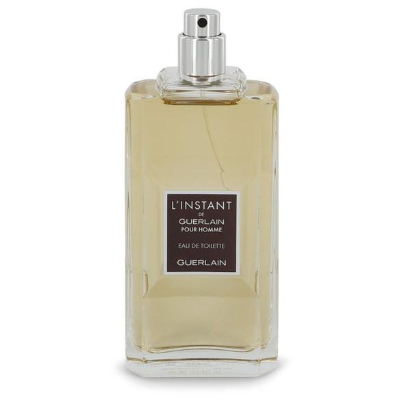 L'instant by Guerlain Eau De Toilette Spray for Men
