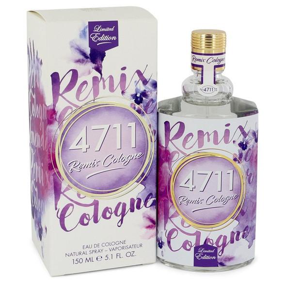 4711 Remix Lavender by 4711 Eau De Cologne Spray for Men