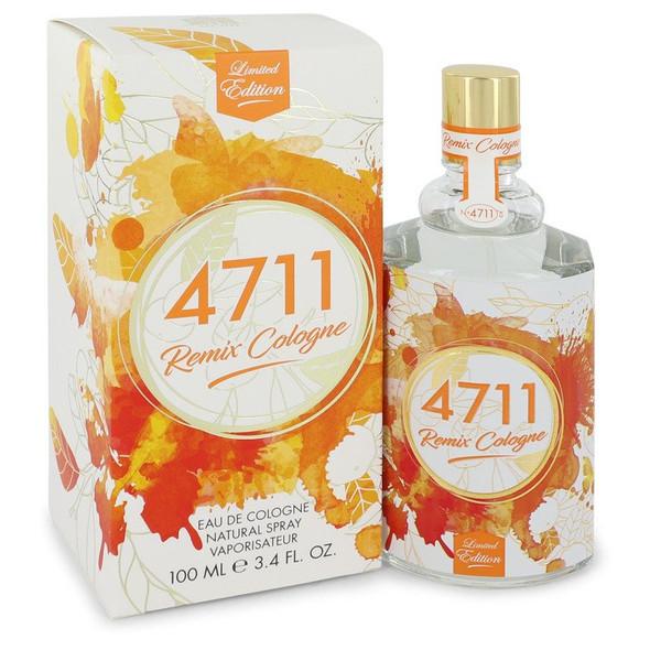 4711 Remix by 4711 Eau De Cologne Spray for Men