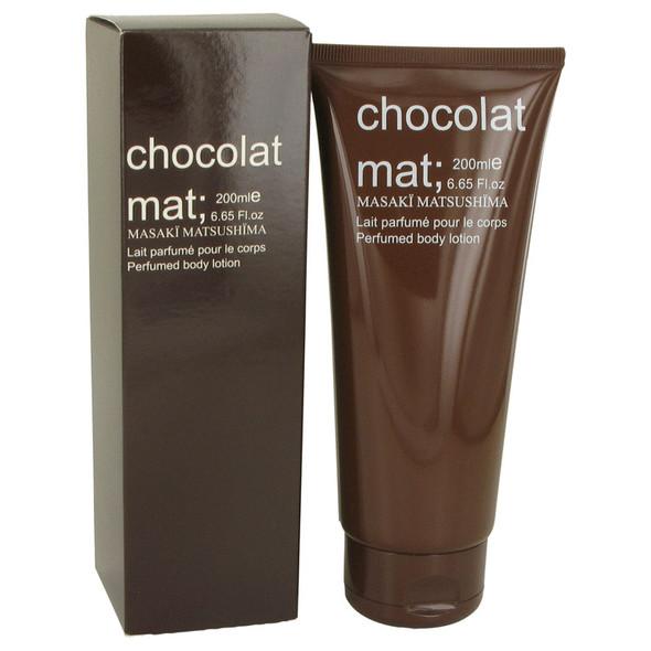 Chocolat Mat by Masaki Matsushima Body Lotion 6.65 oz for Women