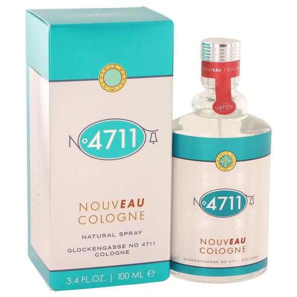 4711 Nouveau by Maurer & Wirtz Cologne Spray (unisex) for Men