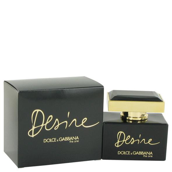 The One Desire Intense by Dolce & Gabbana Eau De Parfum Spray for Women