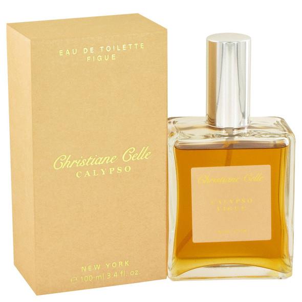 Calypso Figue by Calypso Christiane Celle Eau De Toilette Spray 3.4 oz for Women