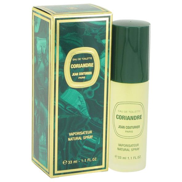 CORIANDRE by Jean Couturier Eau De Toilette Spray for Women