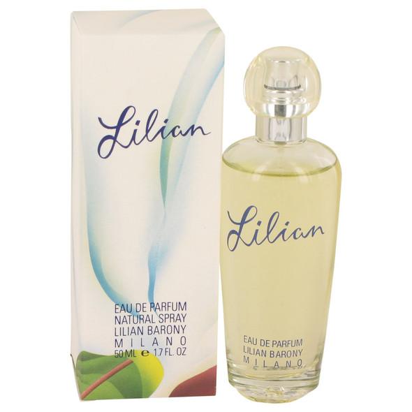 Lilian by Lilian Barony Eau De Parfum Spray 1.7 oz for Women