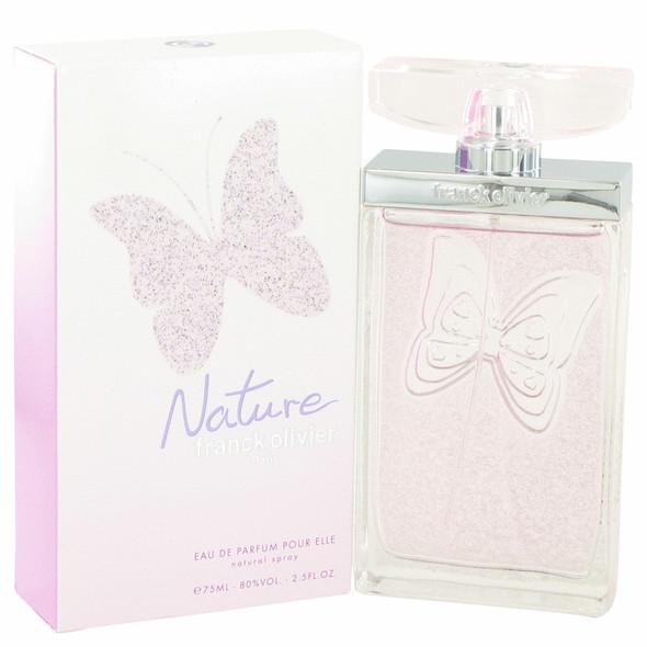 Franck Olivier Nature by Franck Olivier Eau De Parfum Spray 2.5 oz for Women