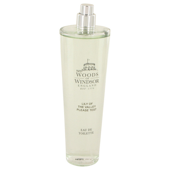 Lily of the Valley (Woods of Windsor) by Woods of Windsor Eau De Toilette Spray for Women