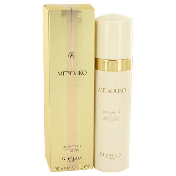 MITSOUKO by Guerlain Deodorant Spray 3.4 oz for Women