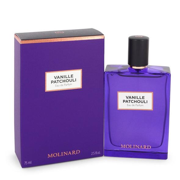 Vanille Patchouli by Molinard Eau De Parfum Spray 2.5 oz for Women