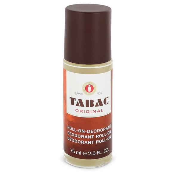 TABAC by Maurer & Wirtz Roll On Deodorant 2.5 oz for Men