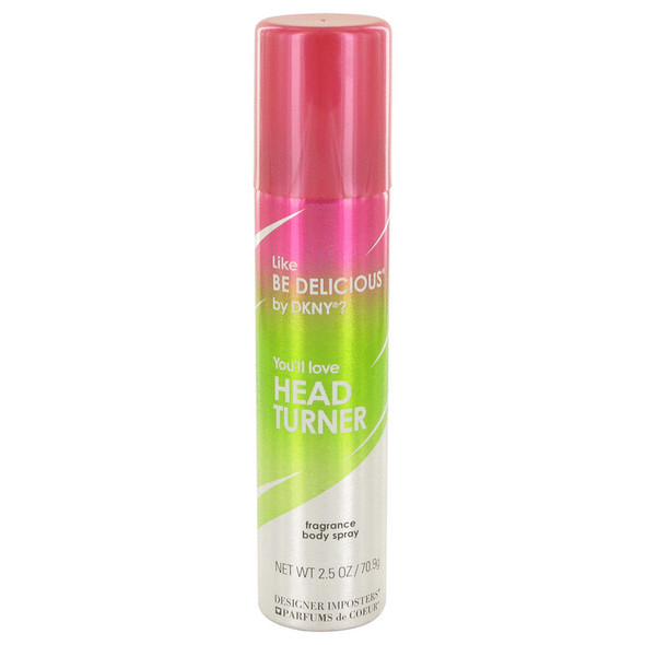 Designer Imposters Head Turner by Parfums De Coeur Body Spray 2.5 oz for Women