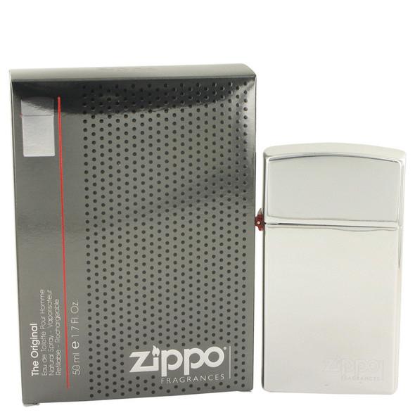 Zippo Original by Zippo Eau De Toilette Spray Refillable for Men