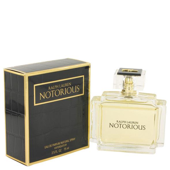 Notorious by Ralph Lauren Eau De Parfum Spray for Women