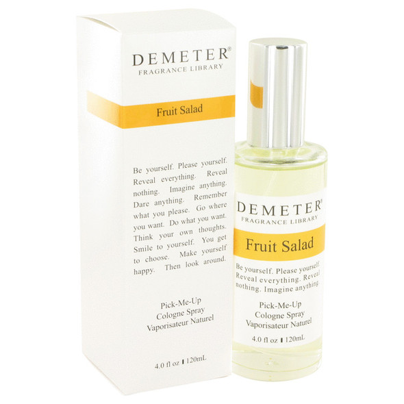 Demeter Fruit Salad by Demeter Cologne Spray (Formerly Jelly Belly ) 4 oz for Women