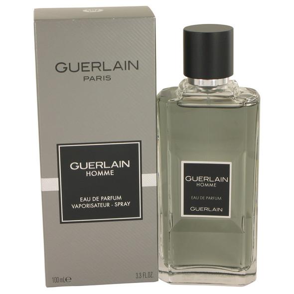 Guerlain Homme by Guerlain Eau De Parfum Spray 3.3 oz for Men