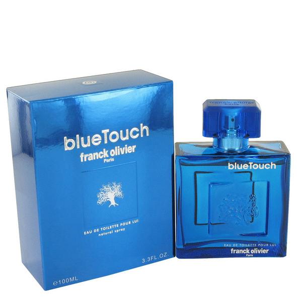 Blue Touch by Franck Olivier Eau De Toilette Spray 3.4 oz for Men