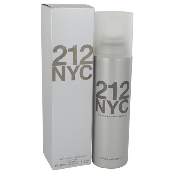 212 by Carolina Herrera Deodorant Spray for Women