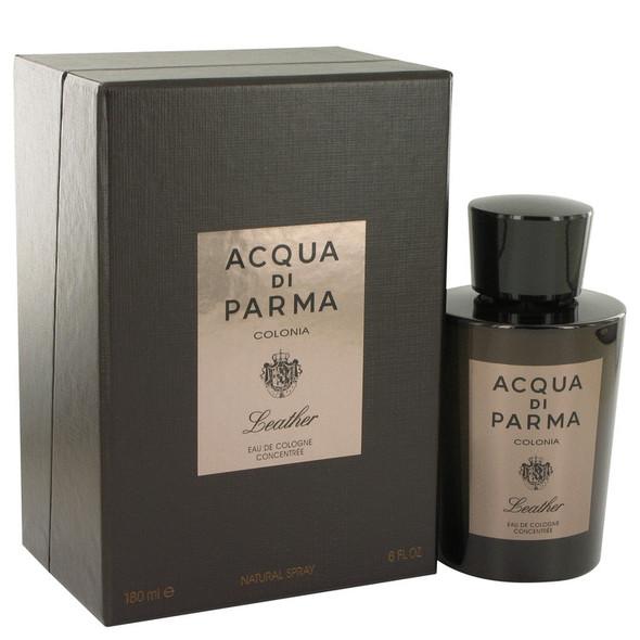 Acqua Di Parma Colonia Leather by Acqua Di Parma Eau De Cologne Concentree Spray for Men