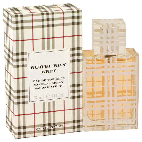 Burberry Brit by Burberry Eau De Toilette Spray for Women