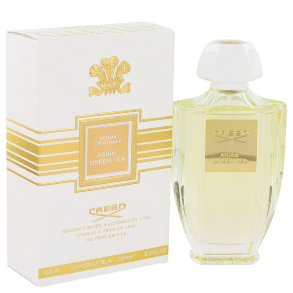 Asian Green Tea by Creed Eau De Parfum Spray 3.3 oz for Women