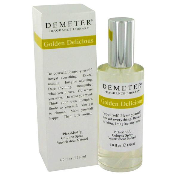 Demeter Golden Delicious by Demeter Cologne Spray 4 oz for Women