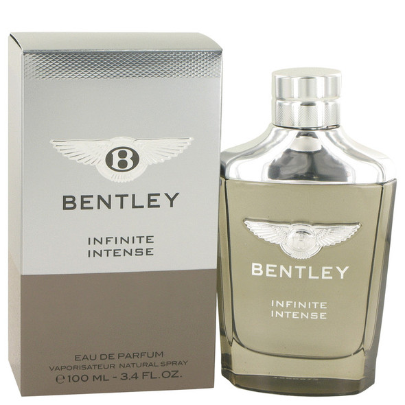 Bentley Infinite Intense by Bentley Eau De Parfum Spray 3.4 oz for Men