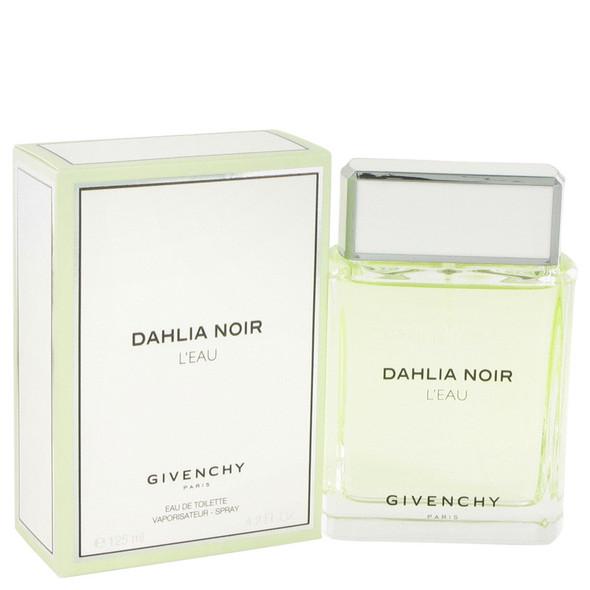 Dahlia Noir L'eau by Givenchy Eau De Toilette Spray for Women