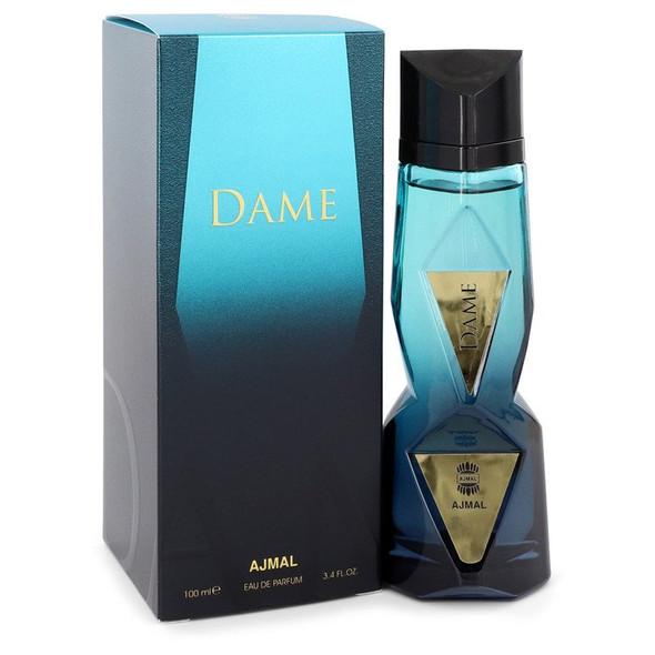Ajmal Dame by Ajmal Eau De Parfum Spray 3.4 oz for Women
