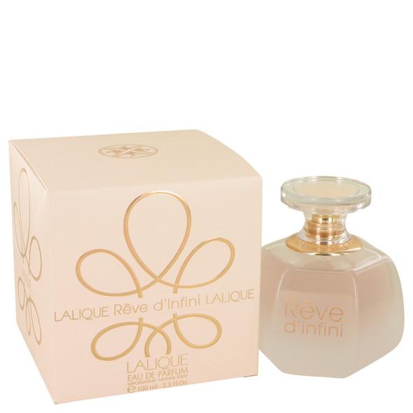Reve D'infini by Lalique Eau De Parfum Spray 3.3 oz for Women