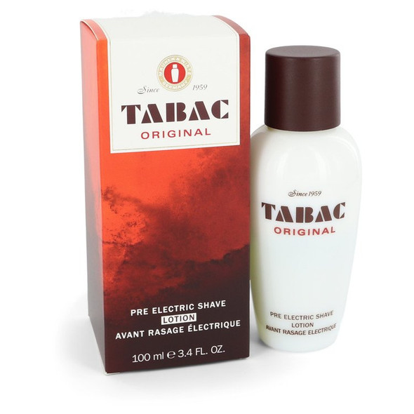 TABAC by Maurer & Wirtz Pre Electric Shave Lotion for Men