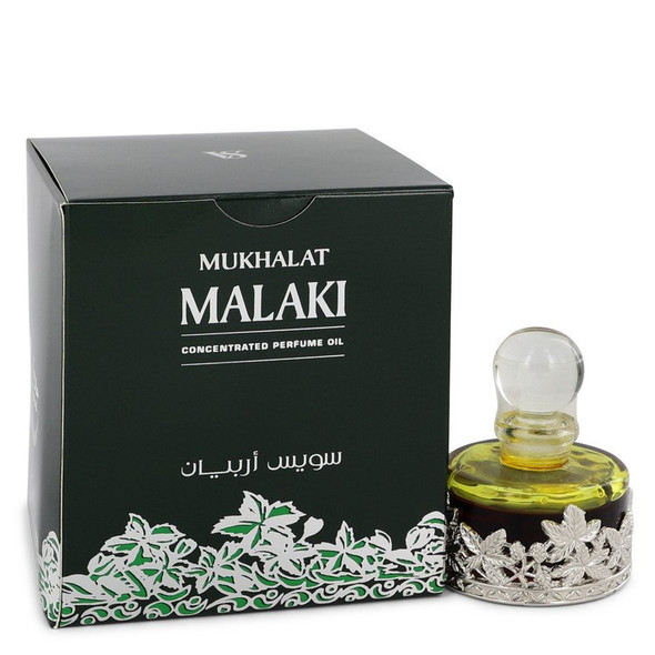 Swiss Arabian Mukhalat Malaki by Swiss Arabian Concentrated Perfume Oil 1 oz for Men