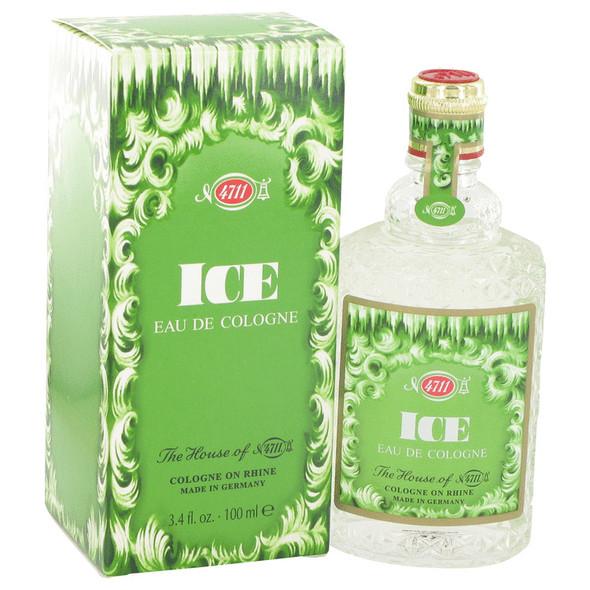 4711 Ice by Maurer & Wirtz Eau De Cologne (Unisex) for Men