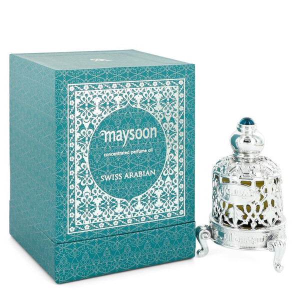 Swiss Arabian Maysoon by Swiss Arabian Concentrated Perfume Oil 0.5 oz for Women