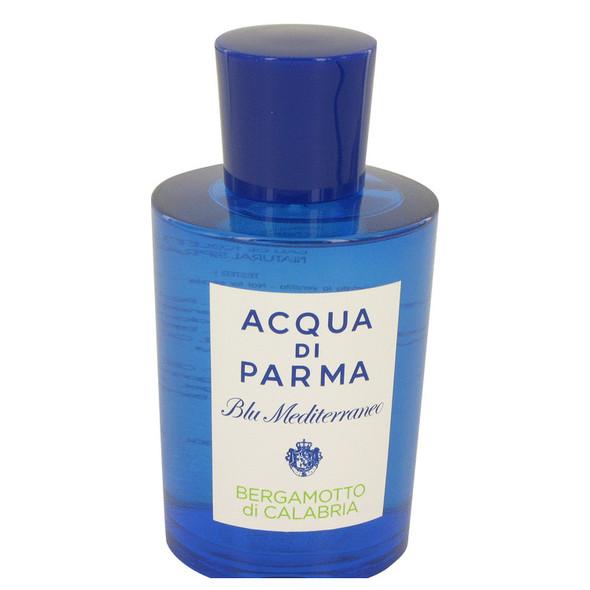 Blu Mediterraneo Bergamotto Di Calabria by Acqua Di Parma Eau De Toilette Spray (Tester) 5 oz for Women