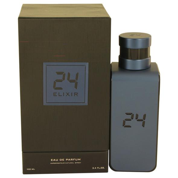 24 Elixir Azur by ScentStory Eau De Parfum Spray (Unisex) 3.4 oz for Men