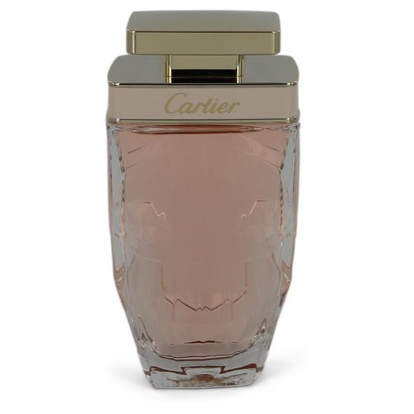 Cartier La Panthere by Cartier Eau De Toilette Spray (Tester) 2.5 oz for Women