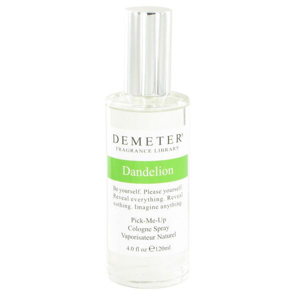 Demeter Dandelion by Demeter Cologne Spray 4 oz for Women