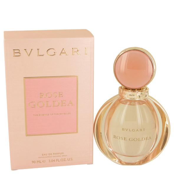 Rose Goldea by Bvlgari Eau De Parfum Spray for Women