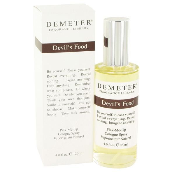 Demeter Devil's Food by Demeter Cologne Spray 4 oz for Women