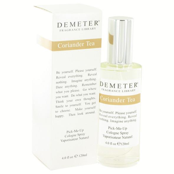 Demeter Coriander Tea by Demeter Cologne Spray 4 oz for Women