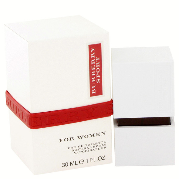 Burberry Sport by Burberry Eau De Toilette Spray 1 oz for Women