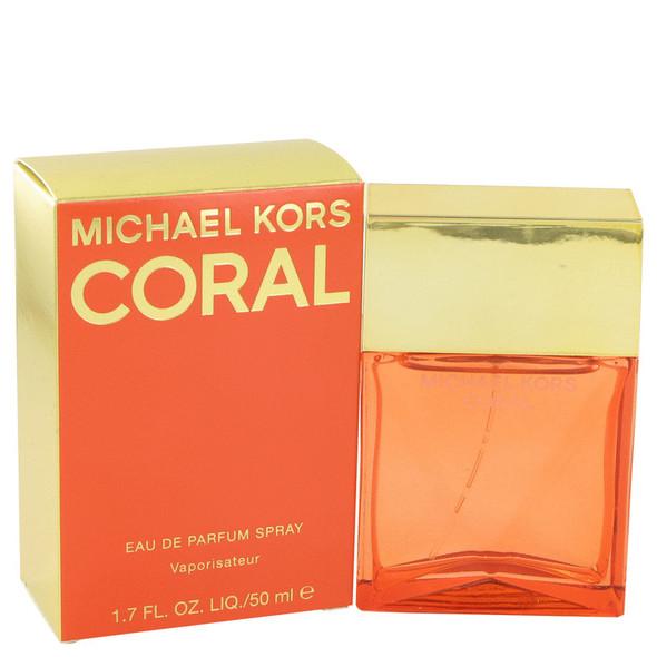 Michael Kors Coral by Michael Kors Eau De Parfum Spray for Women