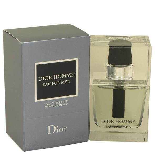 Dior Homme Eau by Christian Dior Eau De Toilette Spray for Men