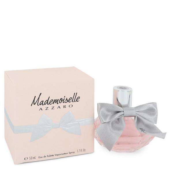Azzaro Mademoiselle by Azzaro Eau De Toilette Spray for Women