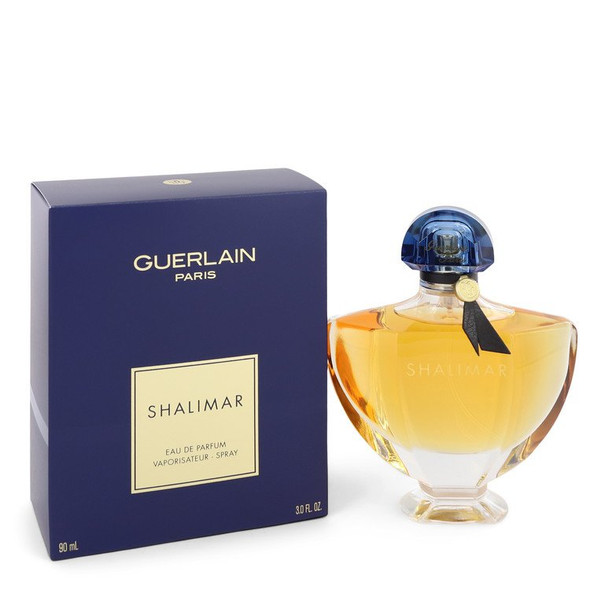 SHALIMAR by Guerlain Eau De Parfum Spray for Women
