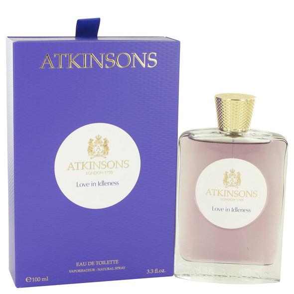 Love in Idleness by Atkinsons Eau De Toilette Spray 3.3 oz for Women